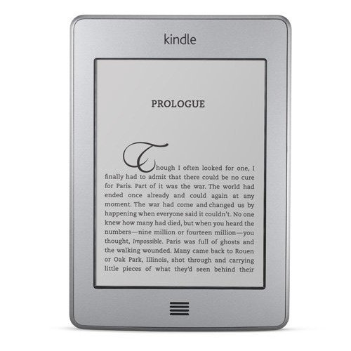 Дисплей за Amazon Kindle Touch