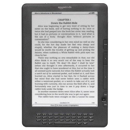 Дисплей за Amazon Kindle DX