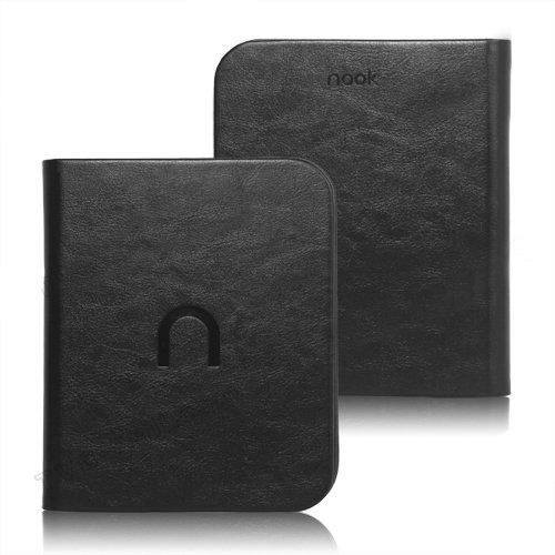 Класически калъф за Nook Simple Touch, Черен