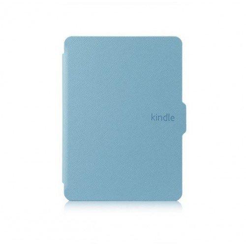 Калъф Smart за New Basic Kindle 2016, Светлосин