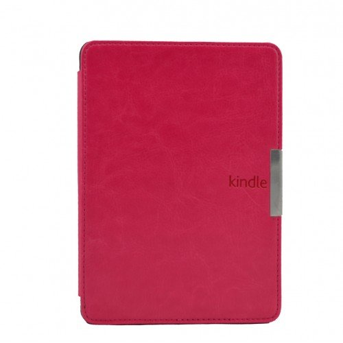 Калъф Business за Kindle Paperwhite 1/2/3, Розов