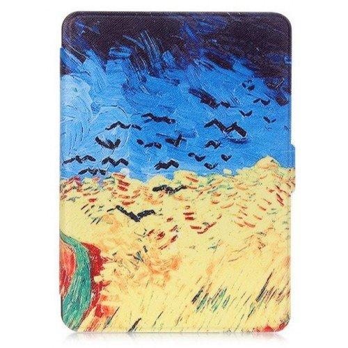 Калъф Paint за Kindle Glare 2014, Birds