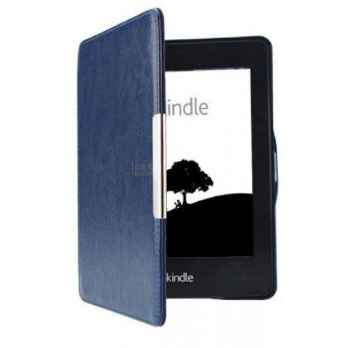 Калъф Business за Kindle Paperwhite 1/2/3, Тъмносин