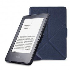 Калъф Origami за Kindle Paperwhite, Тъмносин