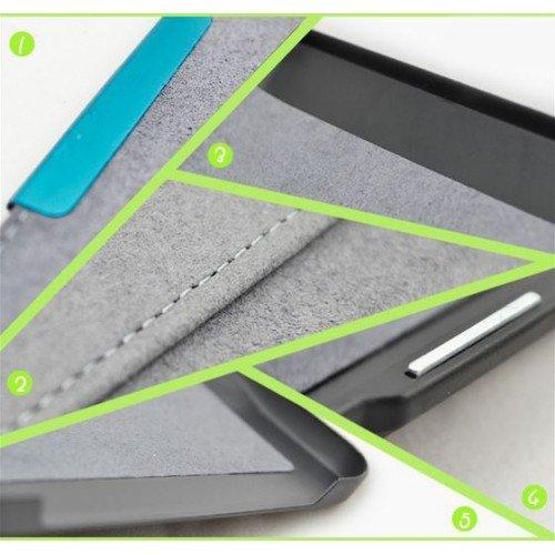 Калъф Premium за Pocketbook 622/623, Червен