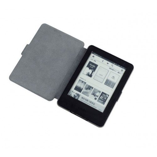 Калъф Slim за New Kindle Touch 2014, Kафяв