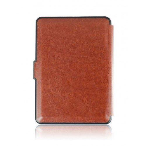 Калъф Slim за New Kindle Touch 2014, Kафяв