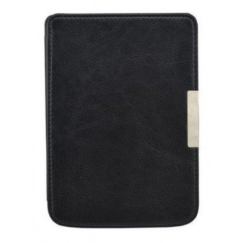 Луксозен калъф за Pocketbook Mini 515, Черен