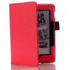 Калъф с магнитно закопчаване за Kindle Voyage, Червен