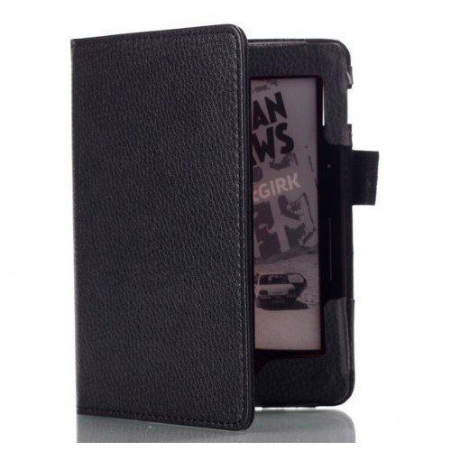 Калъф с магнитно закопчаване за Kindle Voyage, Черен