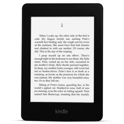 Amazon Kindle Paperwhite 2, Черен