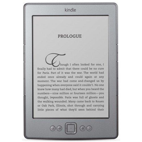 Дисплей за Amazon Kindle 4