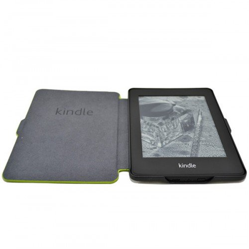 Калъф Smart за Kindle Paperwhite, Зелен