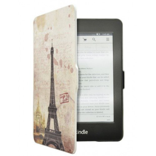 Калъф Smart за Kindle Paperwhite, Eiffel tower