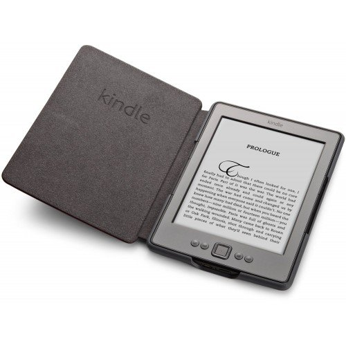Калъф Amazon за Kindle 4/5, Лилав