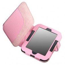 Калъф за Nook Simple Touch/Glowlight с магнитно закопчаване, Розов