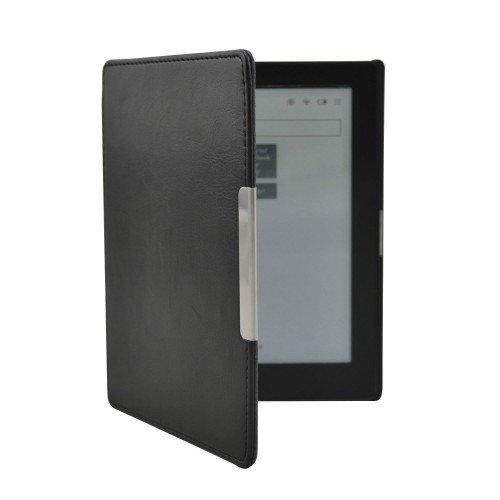 """Калъф Premium Magnetic за Kobo Aura 6"""", Черен"""