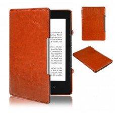 Калъф Premium Magnetic за Kindle 4/5, Кафяв