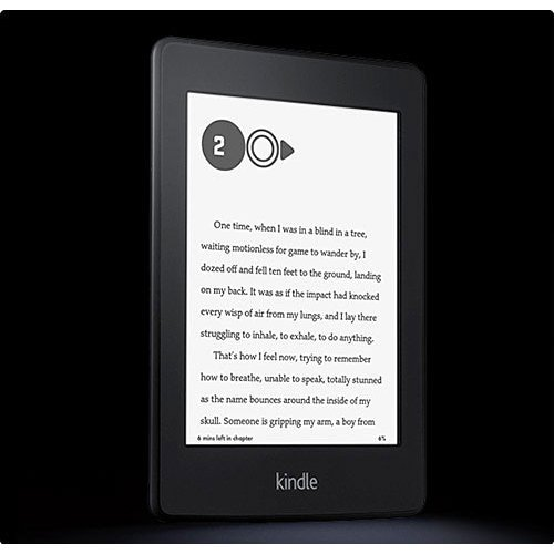 Amazon Kindle Paperwhite 3G I-gen, Черен