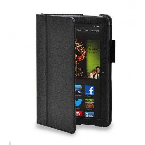 """Калъф за Kindle Fire HDX 8.9"""", Черен"""
