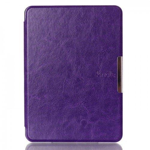 Калъф Premium Magnetic за Kindle Voyage, Лилав