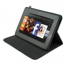 "Калъф Proporta за Kindle Fire HD 7"" 1st Generation, Черен"