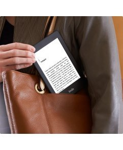 Amazon Kindle Paperwhite 2, Черен + Калъф Smart