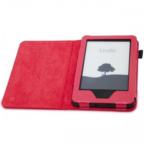 Калъф за Kindle Glare 2014 и Kindle Touch 1st gen, Червен
