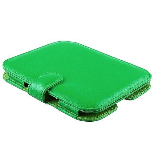 Калъф за Nook Simple Touch/Glowlight с магнитно закопчаване, Зелен