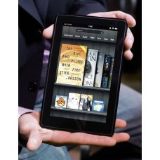 Amazon Kindle Fire 7 WLAN 8 GB, Черен