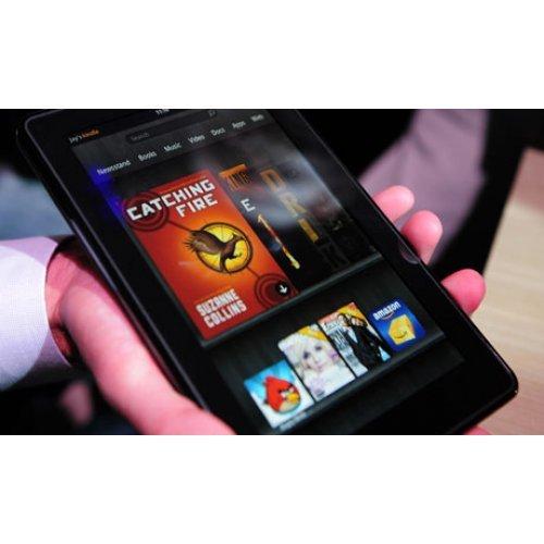 Amazon Kindle Fire 7 WLAN 8 GB, Черен