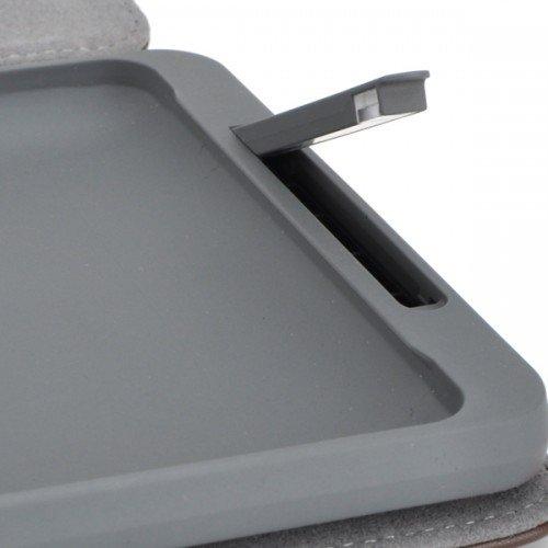 Калъф за Kindle Touch с вградена лампичка, Лилав