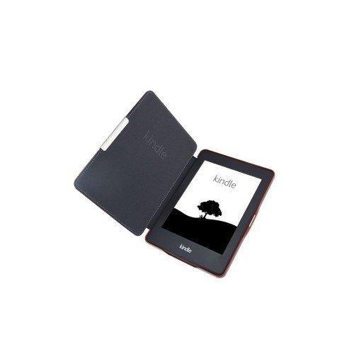 Калъф Business за Kindle Paperwhite 1/2/3, Светлокафяв