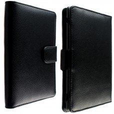 Калъф за Kindle 4/5, Kindle Glare 2014 и Kobo Touch с магнитно закопчаване, Черен