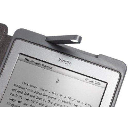 Калъф Amazon за Kindle 4/5, С лампичка за нощно четене