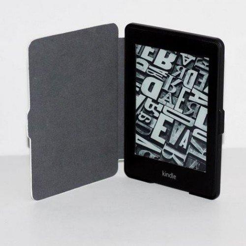 Калъф Smart за Kindle Paperwhite, Blue globus