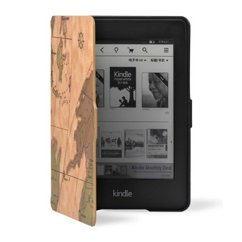 Калъф Smart за Kindle Paperwhite, Карта