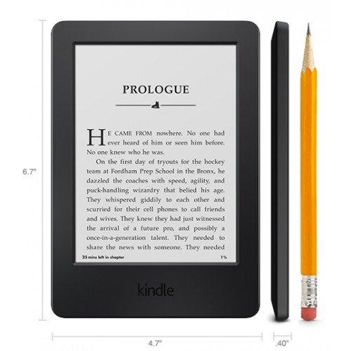 Kindle Glare 6 (2014), WiFi, 7th Gen, Черен