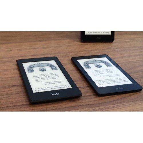 Kindle Voyage Wi-Fi, 300 ppi, Черен