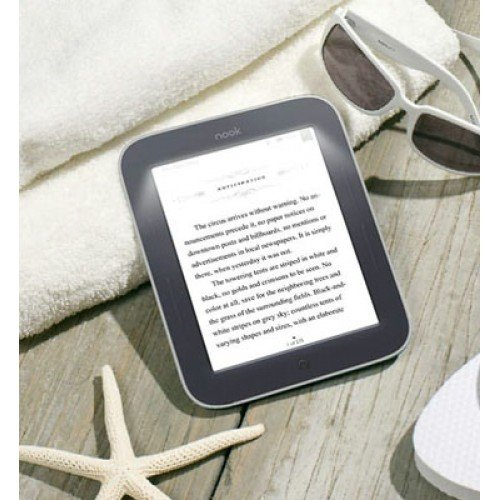 Nook Simple Touch GlowLight, WiFi, Сив