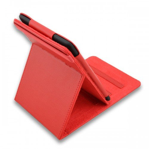 Калъф стойка за Kindle/Kobo, Червен