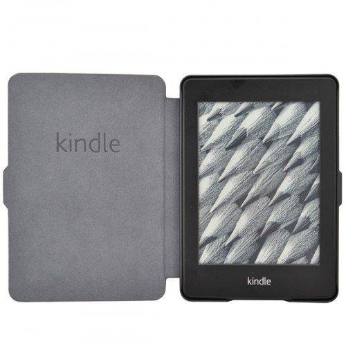 Калъф Smart за Kindle Paperwhite, Кафяв