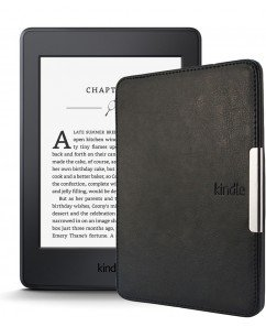 Kindle Paperwhite 3, Wi-Fi, 300 ppi, Черен + Калъф Business