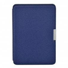 Калъф Premium за Kindle Paperwhite, Тъмносин