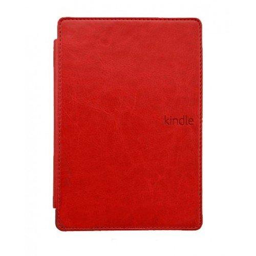 Класически калъф за Kindle Paperwhite, Червен