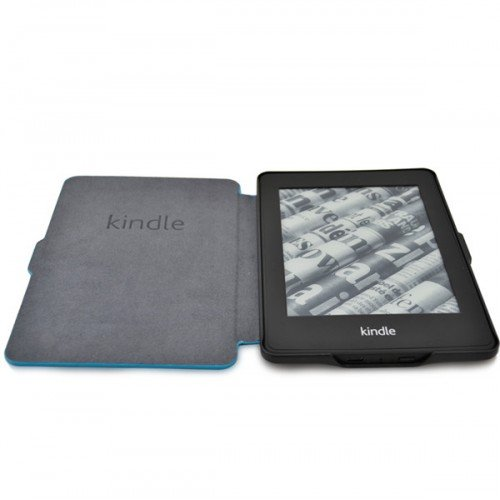 Калъф Smart за Kindle Paperwhite, Светлосин