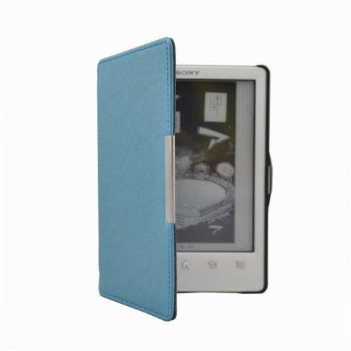 Калъф Premium за Sony PRS-T3, Светлосин