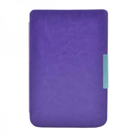 Калъф Premium за Pocketbook 614/ 614-2/ 615/ 616/ 624/ 625/ 626/ 640/ 641, Лилав