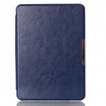 Калъф Premium за New Kindle Touch 7th 2014, Тъмносин