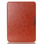 Калъф Premium за New Kindle Touch 7th 2014, Светло кафяв